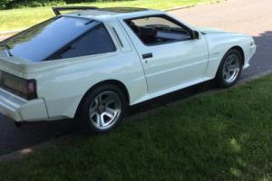 1989 Chrysler Conquest TSI-SHP Photo