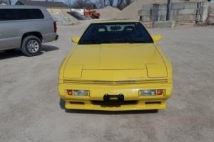 1988 Chrysler Conquest Photo