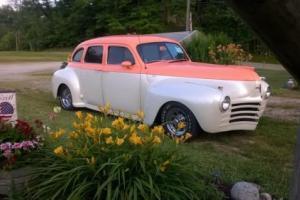 1941 Chrysler Royal Street Rod