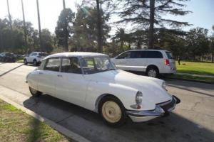 1963 Citroën AX ID 19 Photo