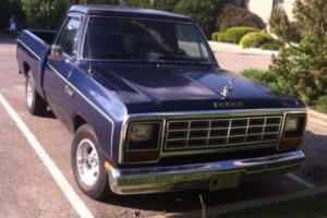1984 Dodge Ram 1500 Photo