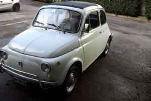 1972 Fiat 500L for Sale