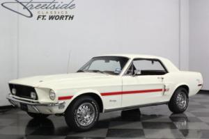 1968 Ford Mustang GT Photo