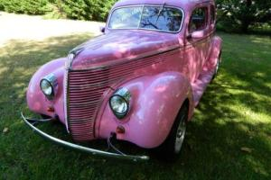 1938 Ford Hot Rod Tudor Photo