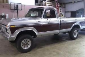 1979 Ford F-250 Photo