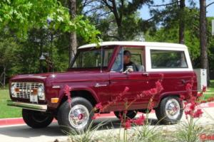 1969 Ford Bronco Photo