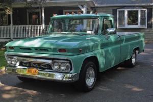 1966 GMC Custom Pickup Photo