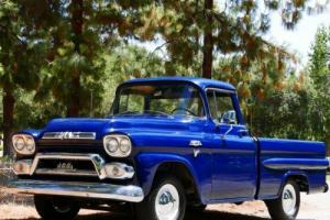 1959 GMC 100 Truck Photo