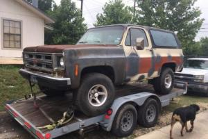 1976 GMC Jimmy high sierra Photo