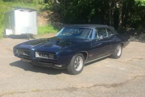 1968 Pontiac GTO 4 Speed Photo