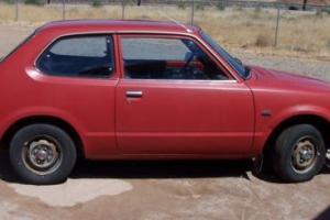 1978 Honda Civic Photo