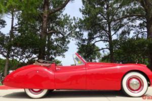 1954 Jaguar XK XK120