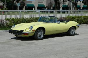 1974 Jaguar XKE Photo