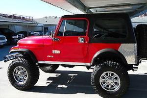 1985 Jeep CJ Photo
