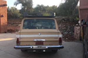 1977 Jeep Cherokee Photo