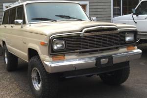 1984 Jeep Wagoneer Wagoneer Photo