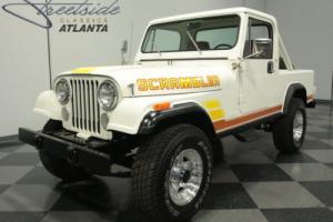 1984 Jeep CJ Scrambler Photo