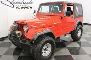 1983 Jeep CJ Photo
