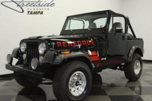 1983 Jeep CJ7 Renegade Photo