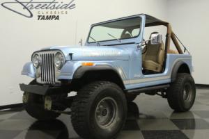 1985 Jeep CJ7 Laredo Photo