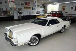 1979 Lincoln Mark Series RARE & Loaded with Everything Original 3282 Miles Photo