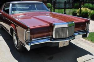 1970 Lincoln Mark Series Photo