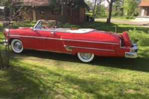 1954 Lincoln Capri for Sale