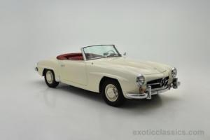 1960 Mercedes-Benz 190 SL Convertible Photo