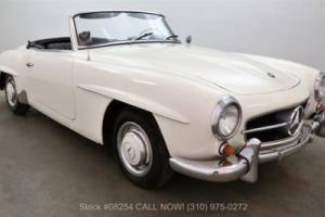 1961 Mercedes-Benz 190-Series Photo