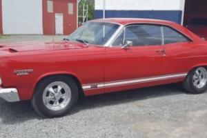 1967 Mercury Comet Cyclone GT for Sale