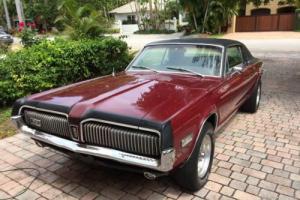 1968 Mercury Cougar COUGAR MUSTANG 289 V8