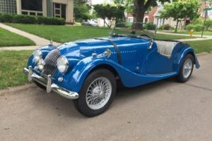1962 Morgan Plus Four