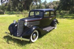 1935 Nash Lafayette Photo