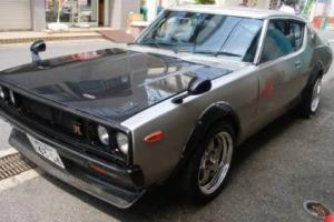 1976 Nissan C-GC111 Custom