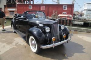 1938 Packard 115C