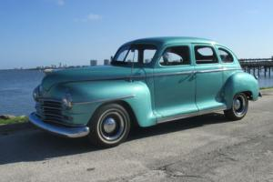1947 Plymouth SPECIAL DELUXE 4 DR. SEDAN