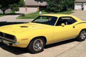 1970 Plymouth Barracuda for Sale
