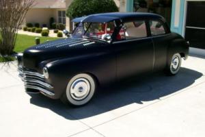 1949 Plymouth Sedan Photo