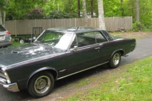 1965 Pontiac GTO hard top Photo