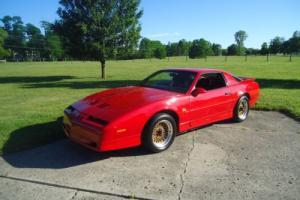 1987 Pontiac Trans Am Photo