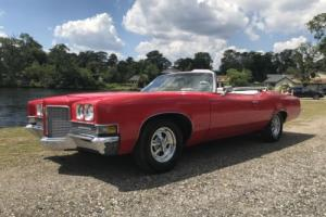1971 Pontiac Grandville Convertible Photo
