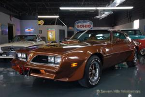 1978 Pontiac Trans Am VERY LOW MILES Photo