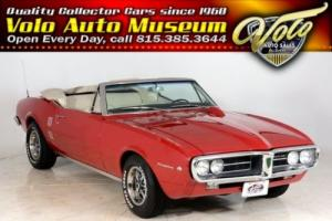 1967 Pontiac Firebird -- Photo