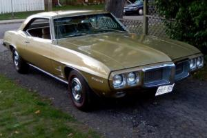 Pontiac: Firebird Photo