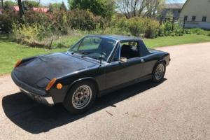 1972 Porsche 914 914-4 for Sale