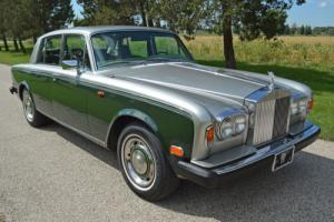 1979 Rolls-Royce Silver Shadow for Sale