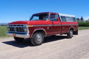 1973 Ford F-250 Ranger XLT Photo