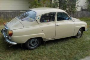 1970 Saab 9 6 Photo