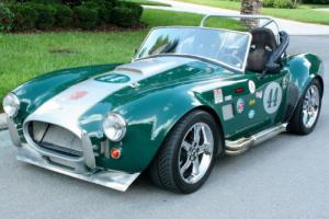 1965 Shelby Cobra Mark II FACTORY FIVE RACE CAR