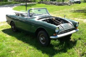 1964 Sunbeam Alpine for Sale